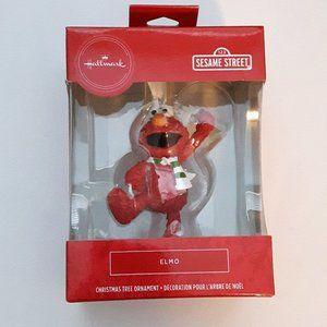 Hallmark Sesame Street Elmo Ornament NIB
